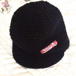 Quicksilver-hat